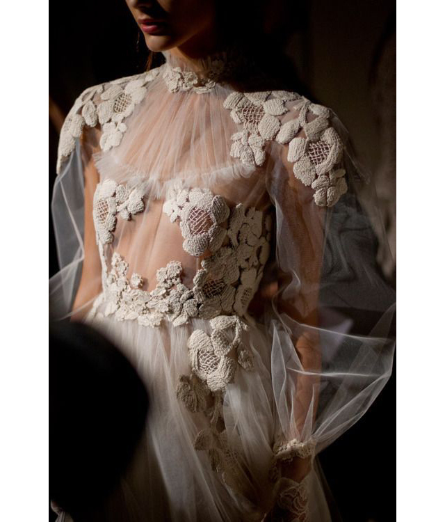 Valentin Spring Couture 2012