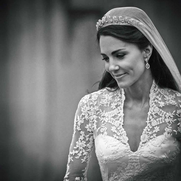 Pinterest Mariage Kate Middleton