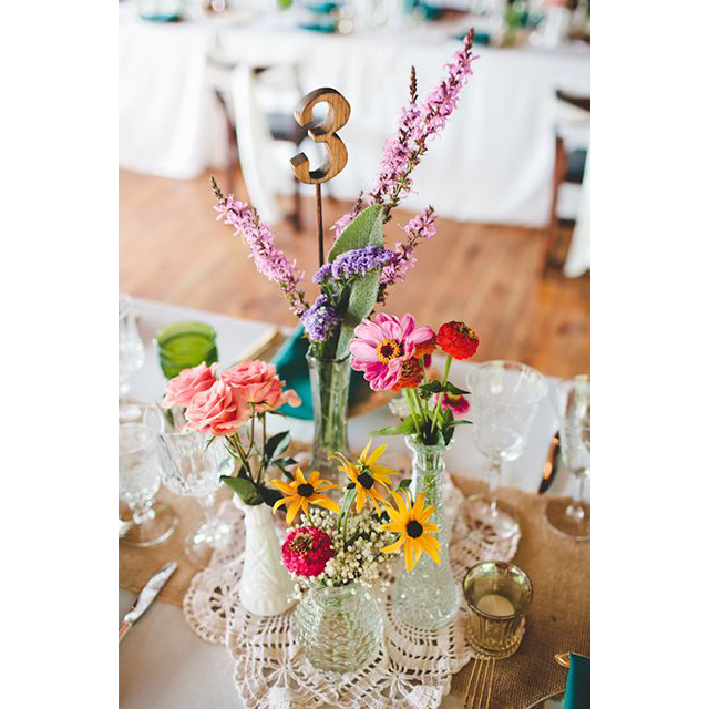 Pinterest Mariage Table