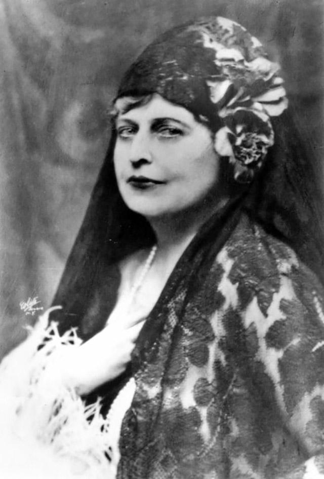Florence Foster Jenkins Portrait