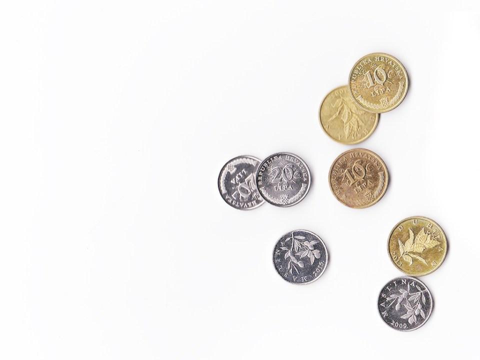 pièces-croatie