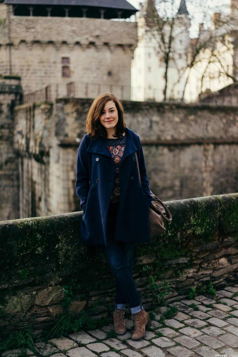 Sandra - Chateau des Ducs de Bretagne-2