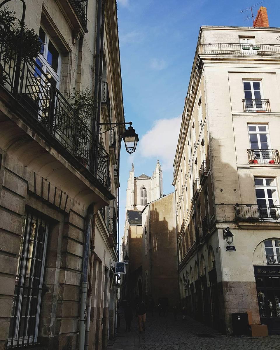 Rues de Nantes