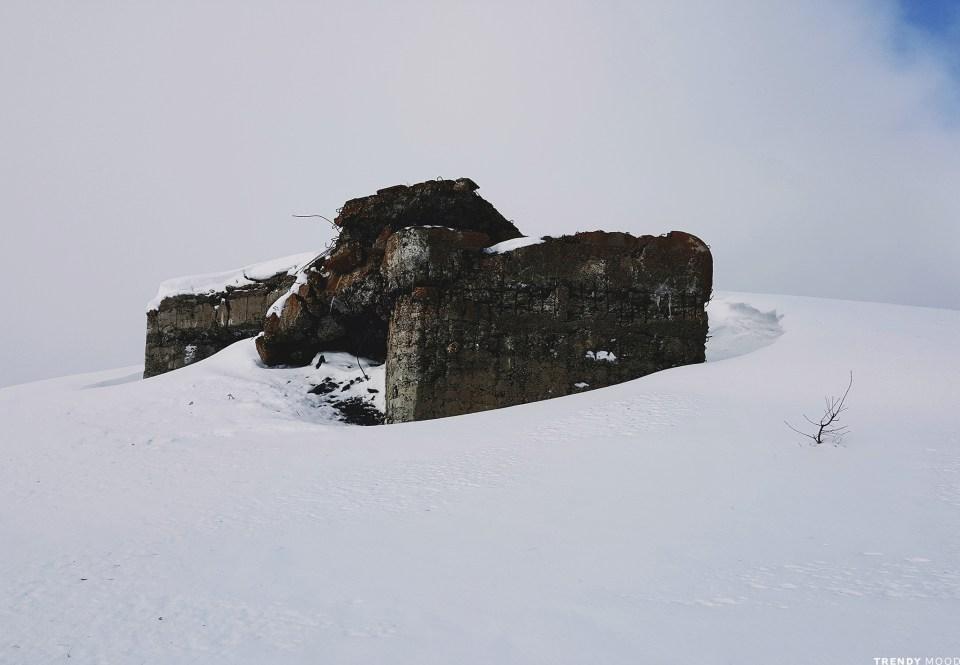 Bunker Val Cenis