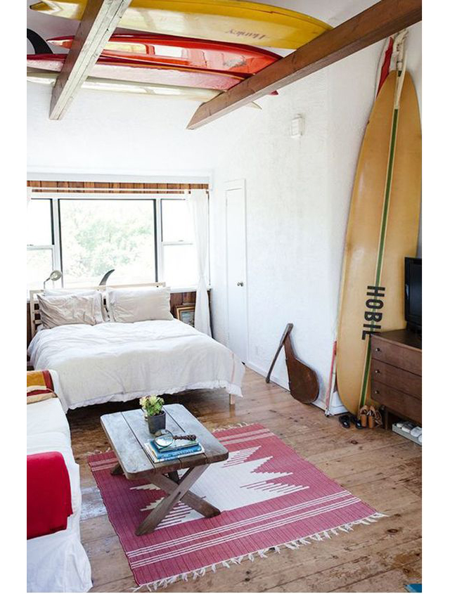 Pin Bedroom Longboard