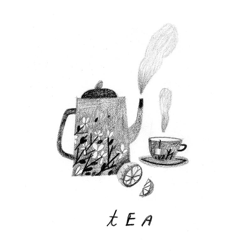 Rebecca Green - Tea