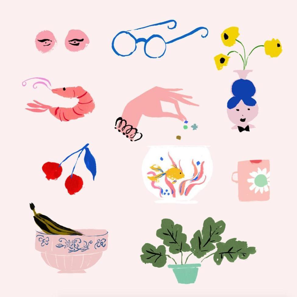 Illustration Emily Isabella