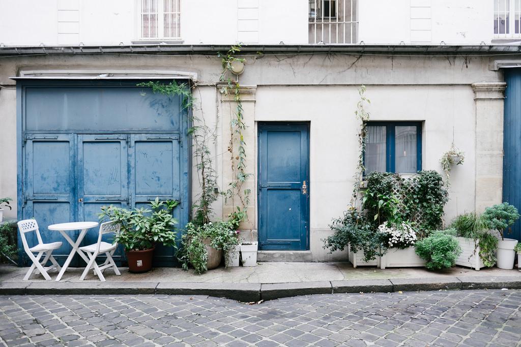 Itinéraire Promenade Parisienne - Je ne sais pas choisir