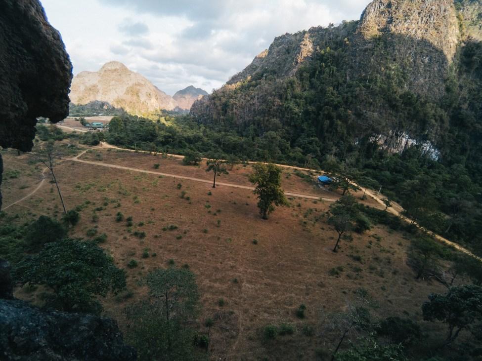 Site d'escalade Thakek - Laos