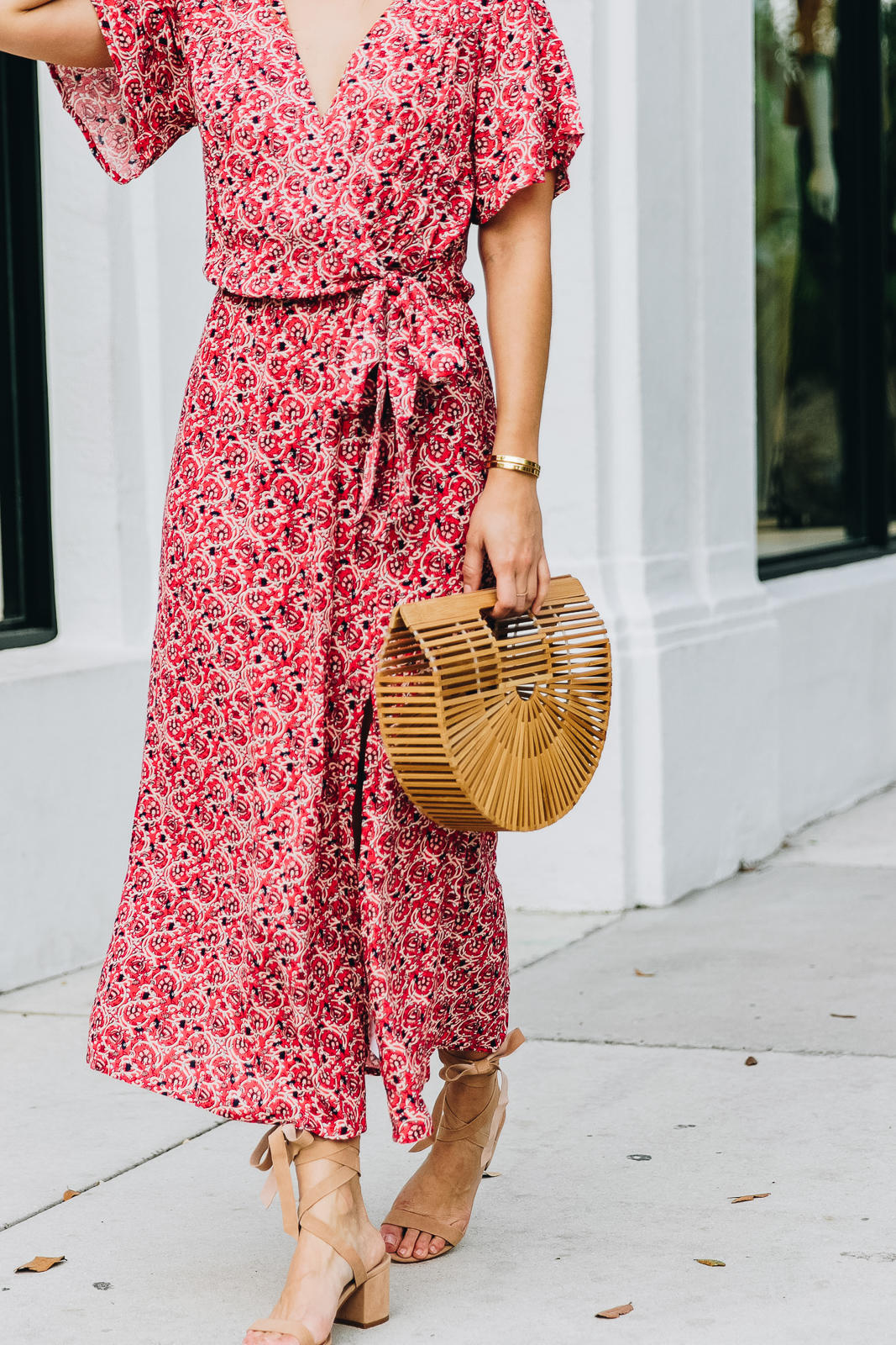 Inspiration robe fleurie , The Girl From Panama
