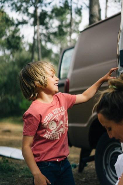 Téo - Tshirt enfant Surfschool