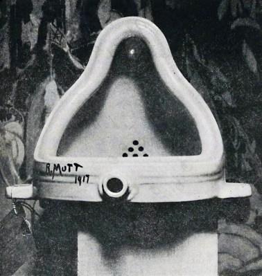 Fontaine - Marcel Duchamp - Alfred Stieglitz