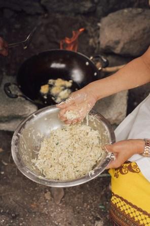 La belle Rodriguaise - Cuisine en plein air - Rodrigues