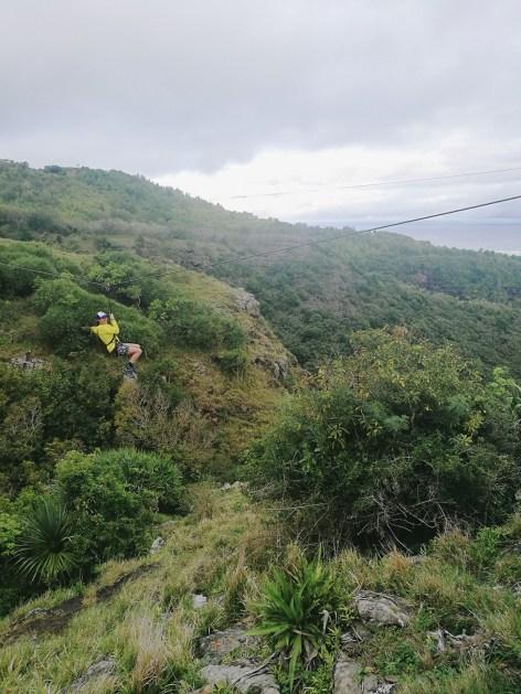 Montagne Malgache - Tyrolienne - Rodrigues