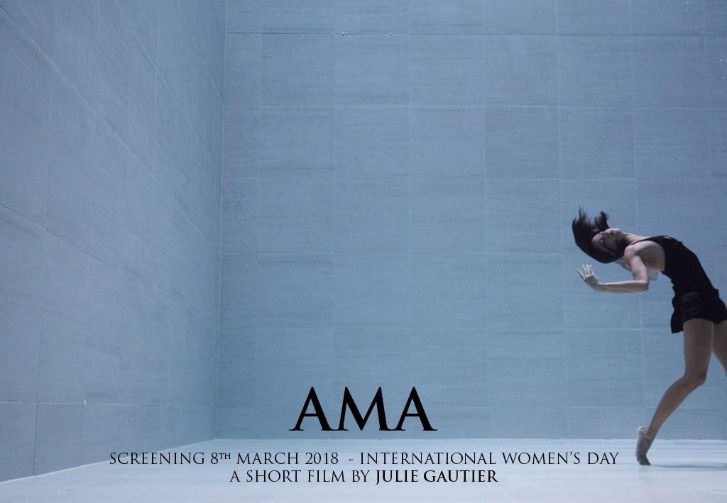 AMA - Film apnée - Julie Gautier