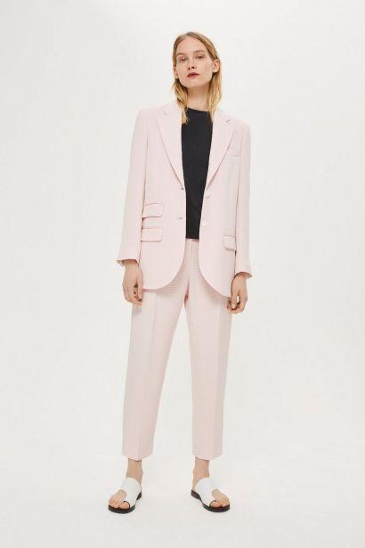 Pink Suite Topshop