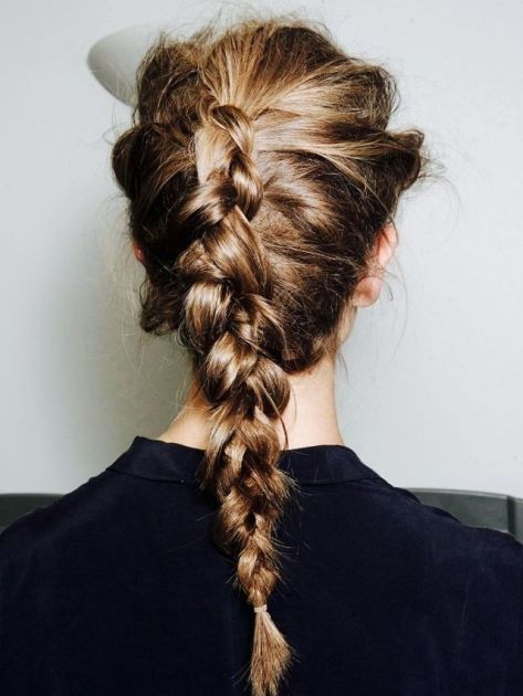 Single braid