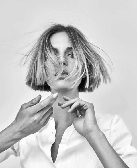Carré court - Viktoria Kvalsvik