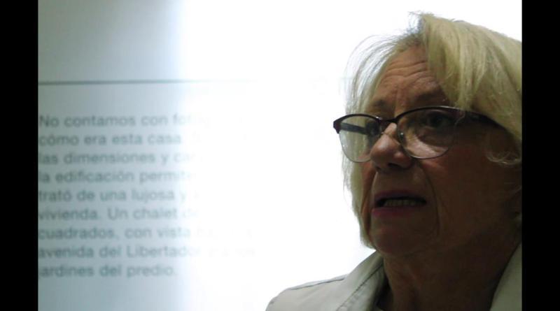 Ana María Soffiantini: la numero 420 sopravvissuta alla Esma