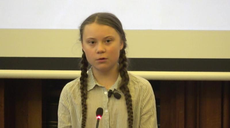Greta Thunberg al Senato: 'In piazza non per i selfie, ma per salvare il pianeta'