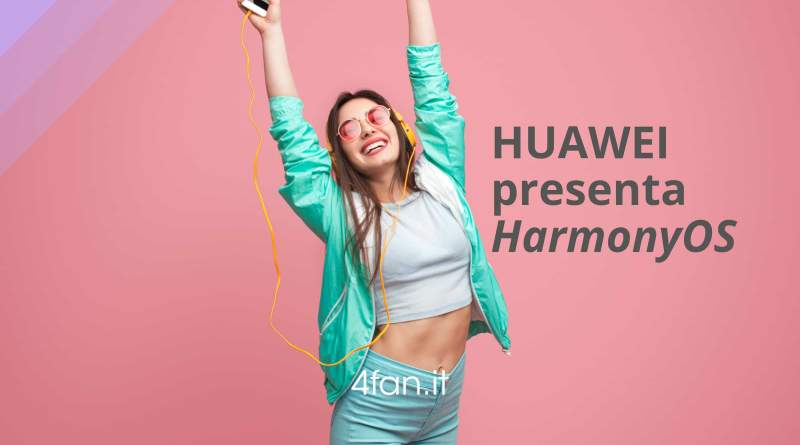 Huawei ha presentato il suo nuovo sistema operativo: HarmonyOS