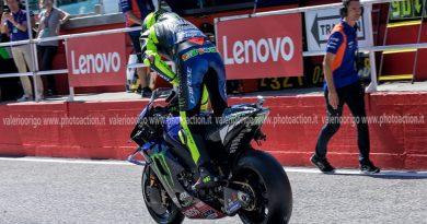 LIVE MotoGP, GP San Marino 2019 in DIRETTA: Valentino Rossi settimo, guida un super Quartararo. FP4 e qualifiche dalle 13.30