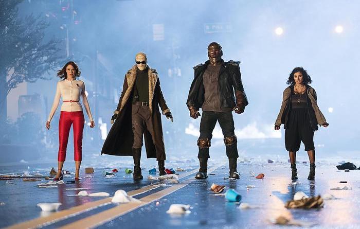 Doom Patrol, potenti supereroi drop out