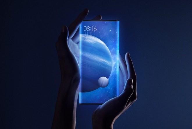 Xiaomi Mi Mix Alpha, ufficiale il concept con display avvolgente e cam da 108MP