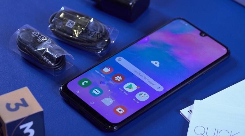 Galaxy M30s, le caratteristiche dello smartphone economico di Samsung
