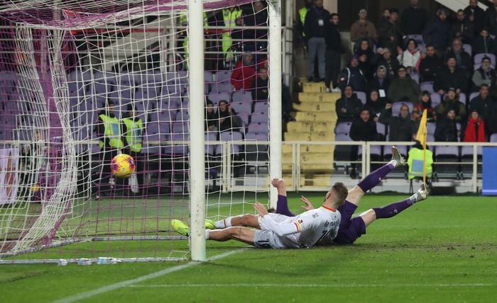 Serie A: Fiorentina Lecce 0-1