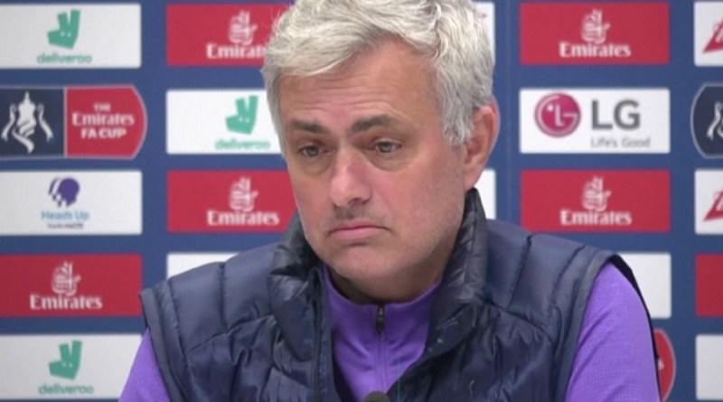 """VIDEO / L'Inter spera, Mourinho: """"Eriksen via a gennaio? E' una delle opzioni ma…"""""""