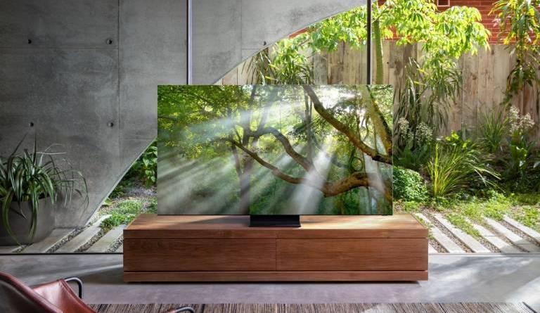 Samsung Q950TS, TV QLED 8K senza cornici