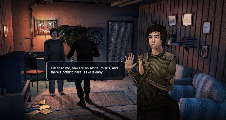 Steam, Alpha Polaris gratis per il fallimento di Turmoil Games