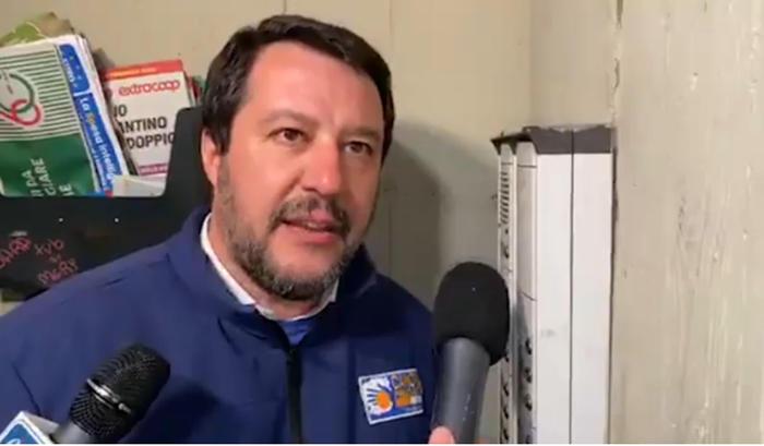Salvini al citofono, accertamenti su un maresciallo dei Carabinieri