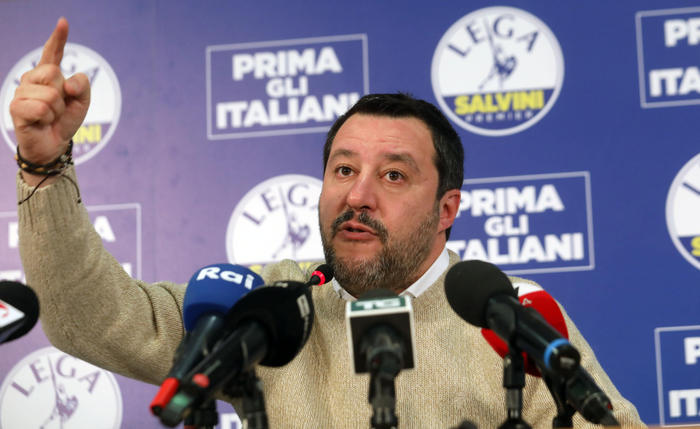 Salvini, orgoglio da popolo britannico