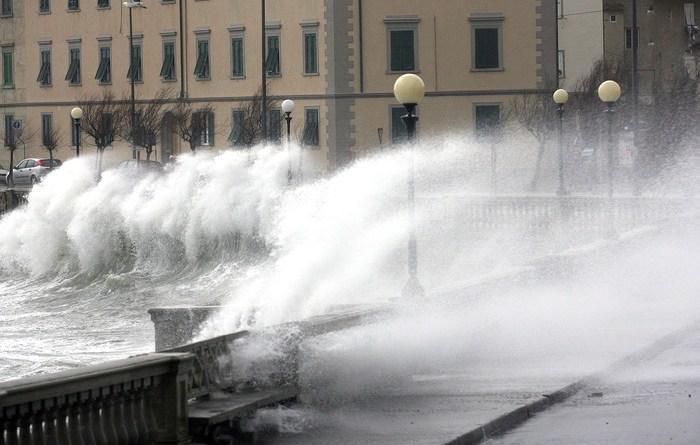 Su Italia ancora venti forti e freddo