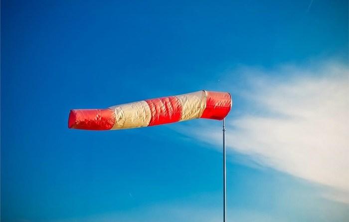 Maltempo: forti venti al Centro-Nord