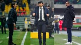 Lotta scudetto: il calendario di Juve, Inter e Lazio fino a fine stagione