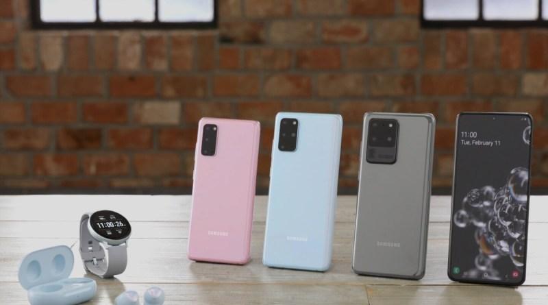 Samsung Galaxy S20, S20+ e S20 Ultra ufficiali: caratteristiche, disponibilità e prezzi Italia