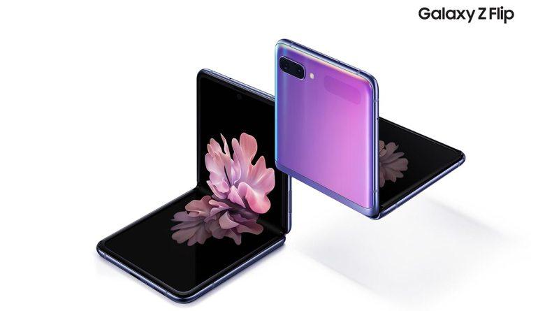 """Samsung Galaxy Z Flip è ufficiale: il secondo """"pieghevole"""" dell'azienda a 1.500€. Video anteprima"""