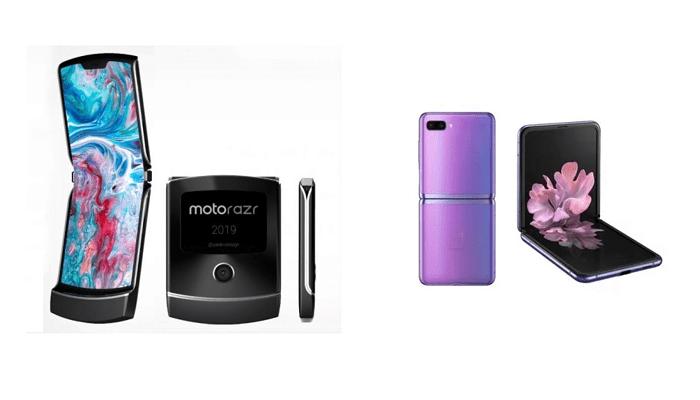Motorola Razr 2019 VS Samsung Galaxy Z Flip: chi è il migliore?