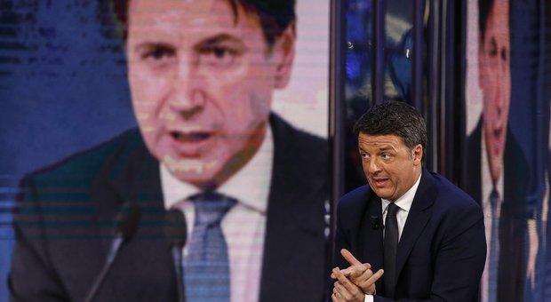 Prescrizione, governo in crisi: sfida Renzi-Conte. Il premier vuole sostituire Iv, in ballo 400 nomine