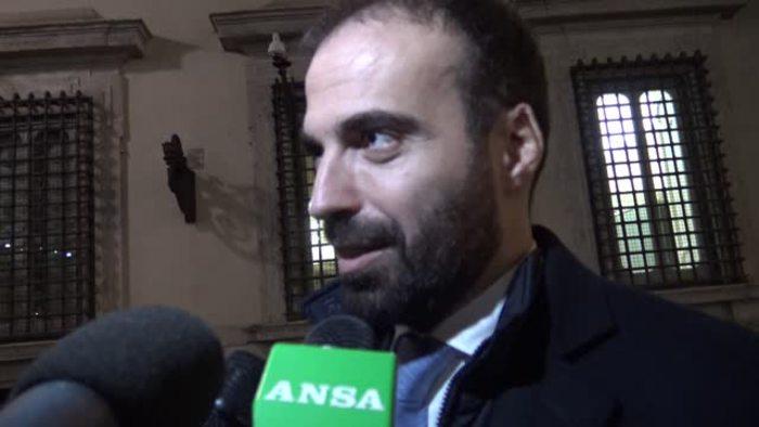 Governo, Marattin: non vogliamo uscire, ma se ci cacciano vedremo