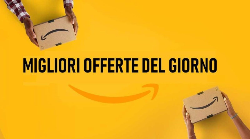 Amazon Gaming Week tutte le migliori offerte imperdibili di oggi