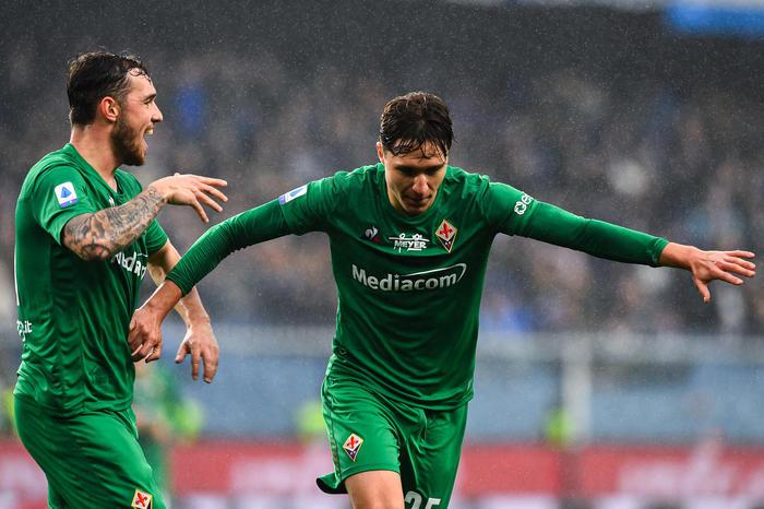 Calcio: Fiorentina batte Sampdoria 5-1