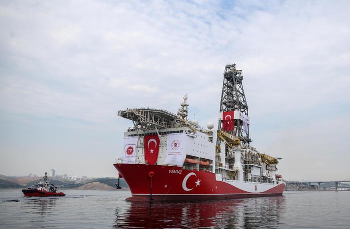 Erdogan, 3/a nave perforazioni a Cipro