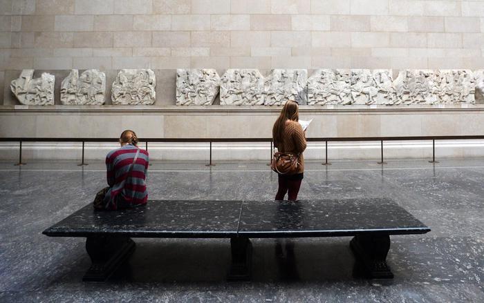 Marmi Partenone, con Brexit torna in ballo restituzione