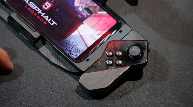 Asus Rog Phone 3 con Google Stadia: caratteristiche e dettagli
