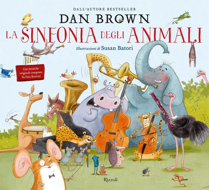 Arriva primo libro di Dan Brown per bambini con sue musiche
