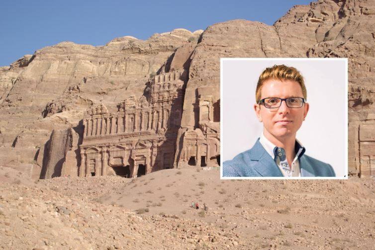 Petra, turista italiano morto: colpito da masso staccato dalla volta